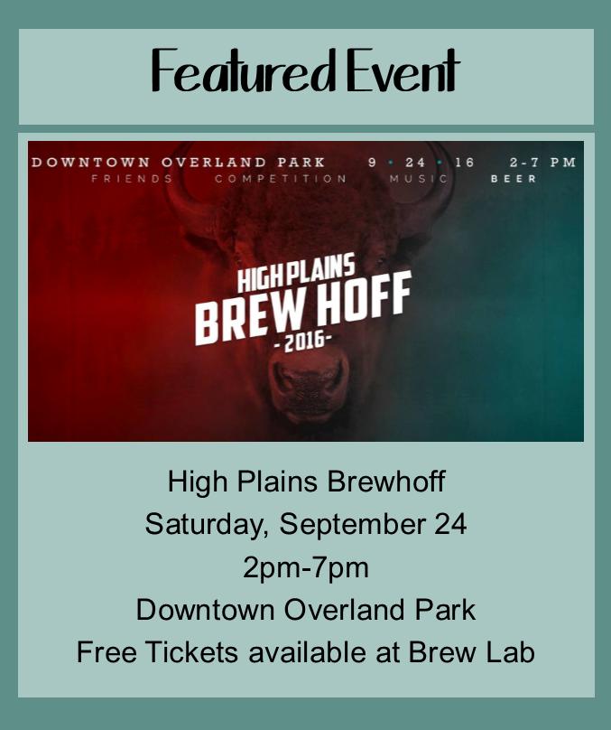 High Plains Brewhoff