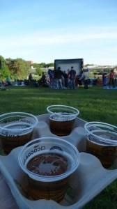 New Belgium Clips Beer and Film